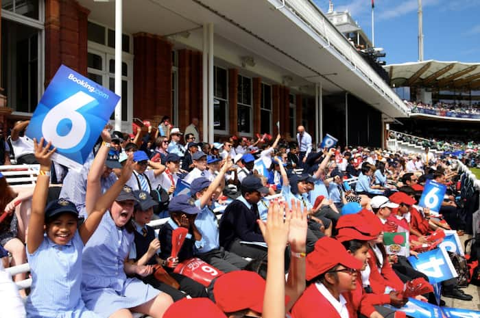Cricket World Cup: For the first time in 232 years, MCC hosts 250 school children at Lord's Pavilion