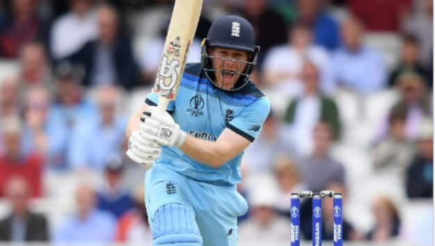 England Skipper Eoin Morgan is happy to play World Cup semi-final at Edgbaston