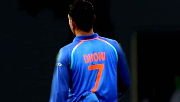 World Test Championship: MSDhoni Jersey No 7 will be used in Test matches or not