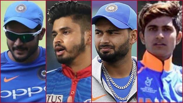 Players who can make Team India's middle order stronger