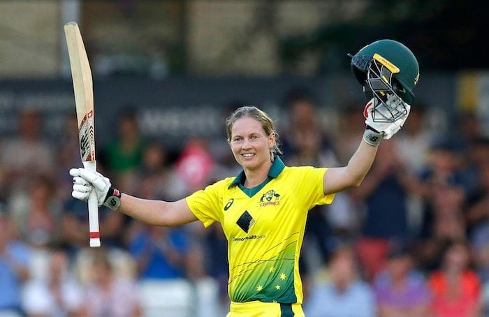 Women's Ashes 2019: Meg Lanning's milestone 133* sets up Australia's record T20I win over England
