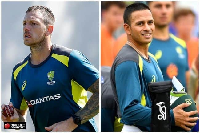 Ashes 2019: James Pattinson and Usman Khawaja confirmed for Edgbaston Test