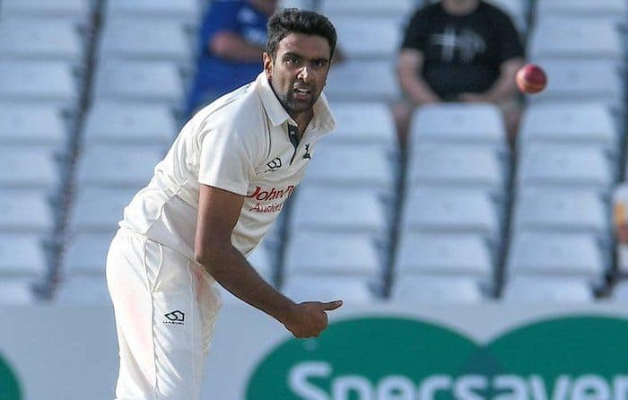 County Championship: R Ashwin's all-round excellence not enough as Nottinghamshire lose to Surrey