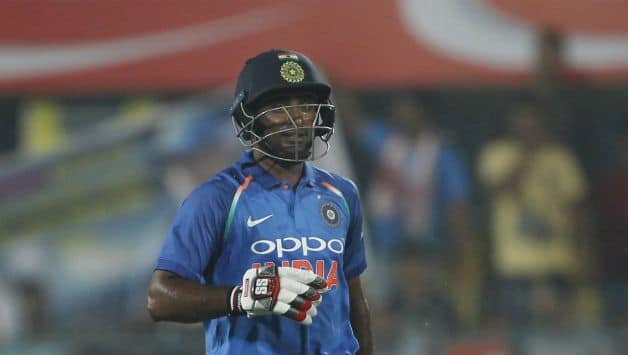 MSK Prasad: We didn't do anything against Ambati Rayudu