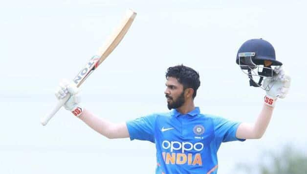 Ruturaj, Anmolpreet and Ishan named in India A squad