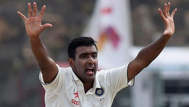 County Championship: RAVICHANDRAN ASHWIN takes 5 wicket haul for nottinghamshire against somerset