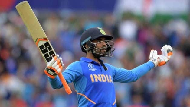 IND vs NZ: Ravindra Jadeja scores highest run for india at number 8 in World cup