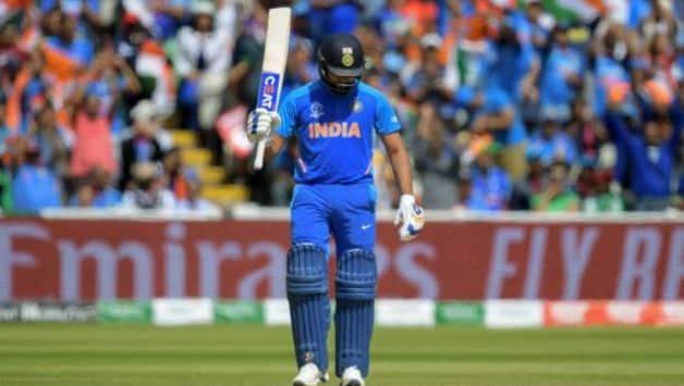 Cricket World Cup 2019 – Rohit Sharma's bat swing is as clear as a pendulum: Sachin Tendulkar
