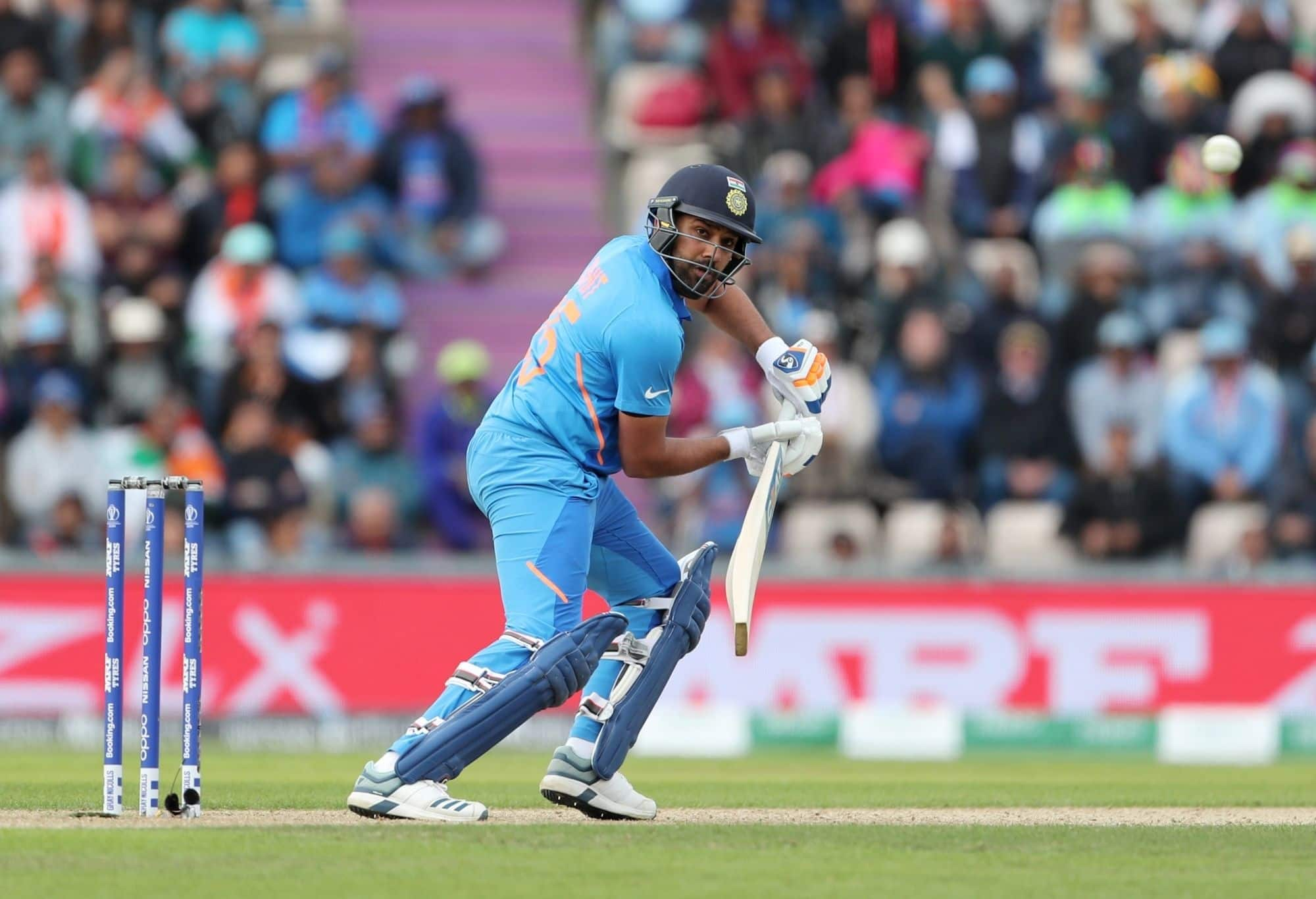 ICC CRICKET WORLD CUP 2019: Rohit Sharma Closes Gap on First-placed Virat Kohli in Latest ODI Rankings