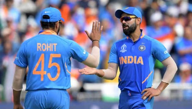 Split captaincy, Kohli-Rohit rift rumours to be discussed during World Cup review meet