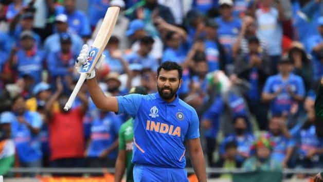 Rohit Sharma becomes leading run-getter in 2019 World Cup