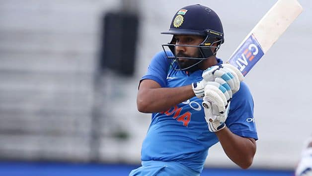 Rohit Sharma's will and determination is fantastic, says Kris Srikkanth