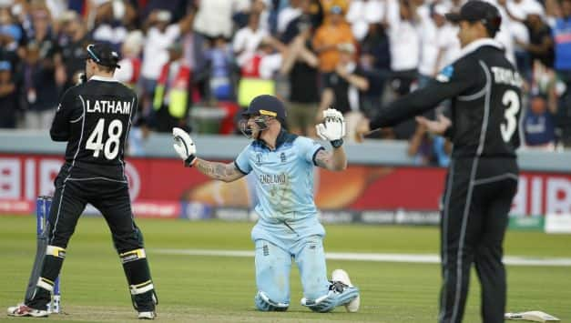 MCC can review overthrow rules after England-New Zealand World Cup final controversy
