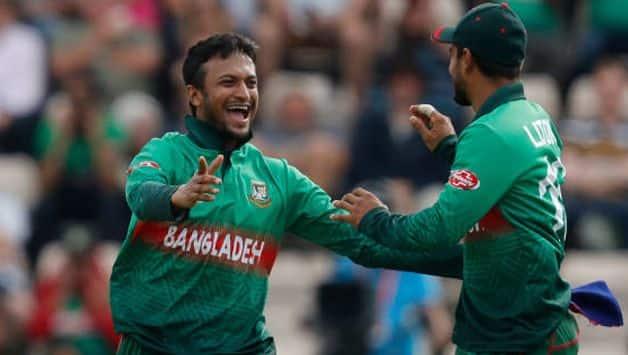 Bangladesh tour of Sri Lanka: Shakib Al hasan, Liton Das rested