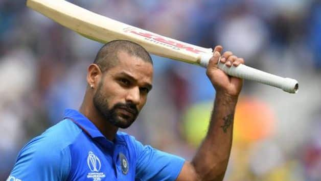 Bottle Cap Challenge: Shikhar Dhawan back with bat after world cup injury for special reason