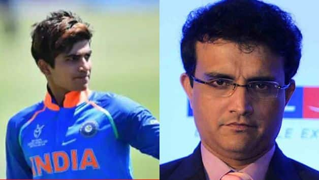 Sourav ganguly take a dig on selection process over absence of Shubman Gill in west Indies tour