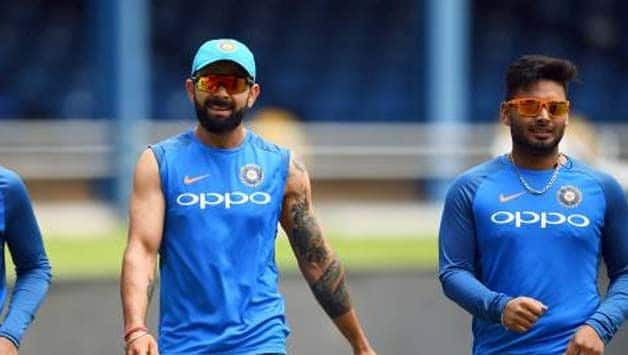 Online tutoring company Byju's can replace Oppo from Team India jersey, says report