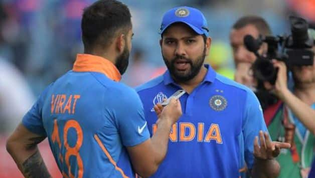 World Cup 2019: Kohli-Rohit rift rumours and Split captaincy will be discussed during review meeting