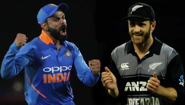Repeat of 2008 U-19 World Cup: Virat Kohli and Kane Williamson to face off once again in ICC CRICKET WORLD CUP SEMIFINAL