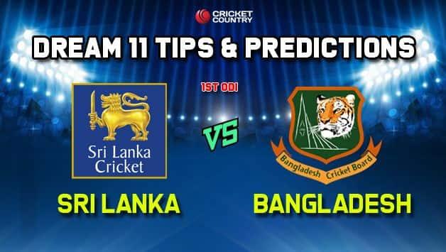 Live score BAN vs SL Bangladesh vs Sri Lanka, 1st ODI, Sri Lanka vs Bangladesh ODI – Cricket Prediction Tips For Today's Match BAN vs SL at Colombo