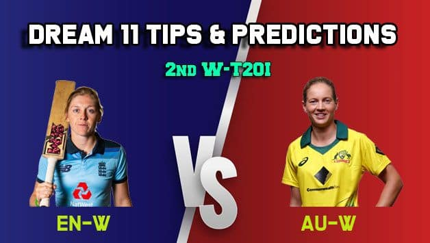 Dream11 team England women vs Australia women, 2nd T20I, Women's Ashes – Cricket Prediction Tips for Today's match EN-W vs AU-W at Brighton