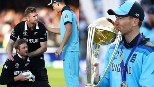 World Cup 2019 Final: After tie in super over England win on the basis of boundaries