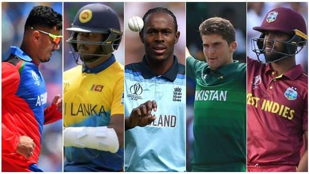 Cricket World Cup 2019: Five first-time World Cup stars