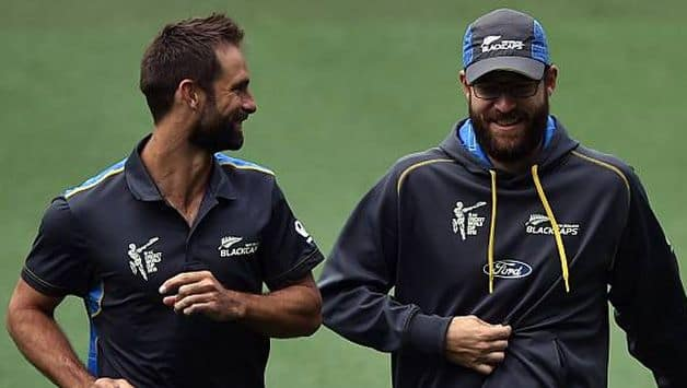 Daniel Vettori reacts to result of world Cup final