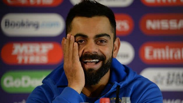 """Virat Kohli content playing """"different role"""" this World Cup"""