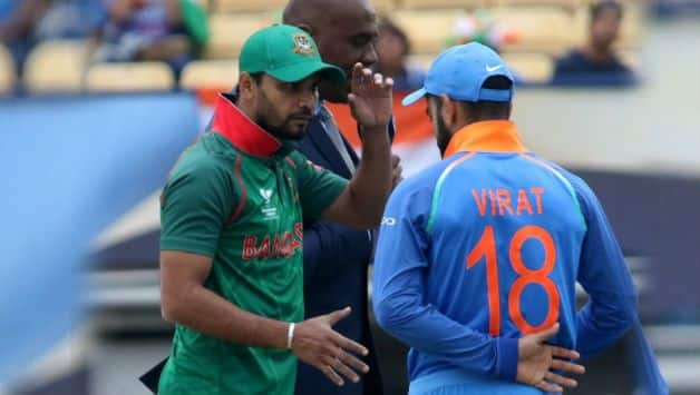 ICC CRICKET World Cup 2019: India vs Bangladesh, match 40th, do or die for Bangladlesh