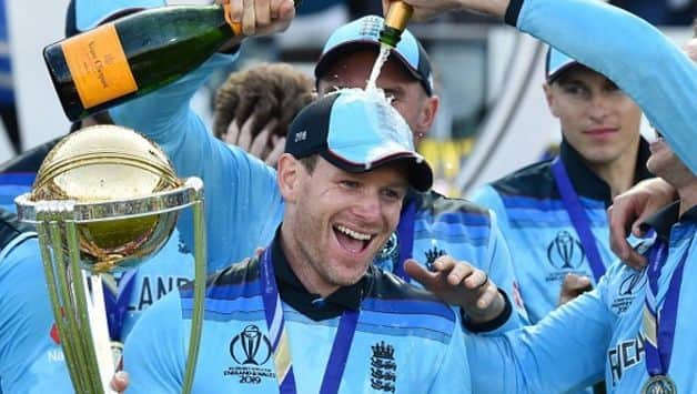 People believed because we believed: Eoin Morgan