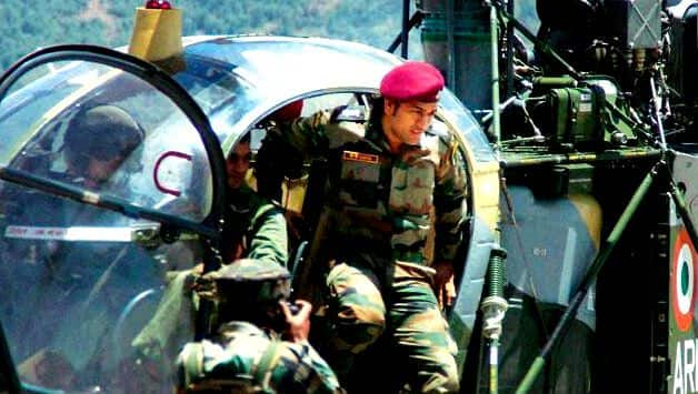Lieutenant Colonel MS Dhoni to serve in Kashmir, will perform patrolling and guard duty