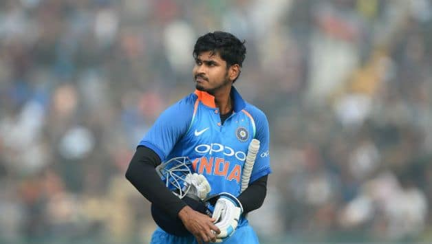 Shreyas Iyer: Getting in and out of Team affects confidence