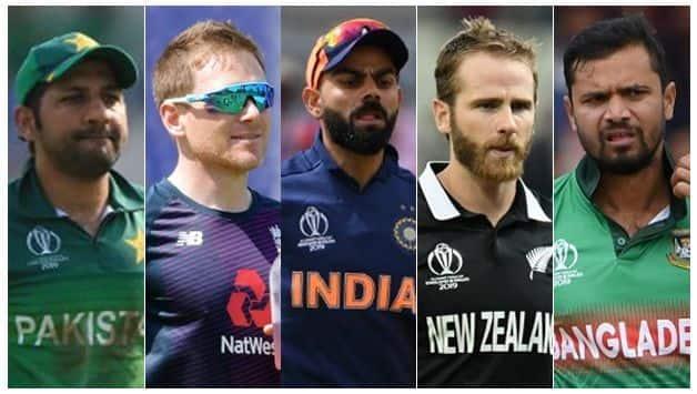 Cricket World Cup 2019: World Cup semi-final qualification scenarios