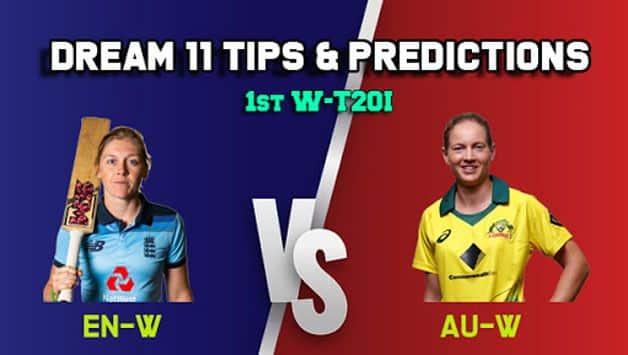 Dream11 team England women vs Australia women, 1st T20I, Women's Ashes – Cricket Prediction Tips for Today's match EN-W vs AU-W at Chelmsford