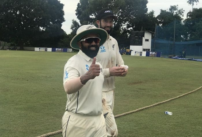 Sri Lanka BP XI vs New Zealand: Ajaz Patel takes five wickets as Kane Williamson celebrates birthday with fans
