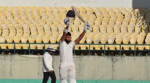 Duleep Trophy 2019: Ankit Kalsi, karun nair guide India red to 285