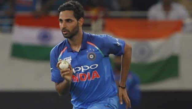 Nicholas Pooran and Roston Chase's wickets were crucial, says Bhuvneshwar Kumar
