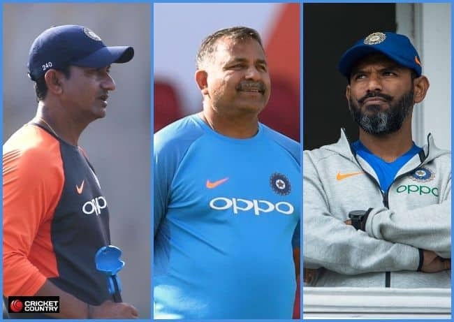 India's coaching staff: How Sanjay Bangar, Bharat Arun and R Sridhar have impacted Indian cricket team