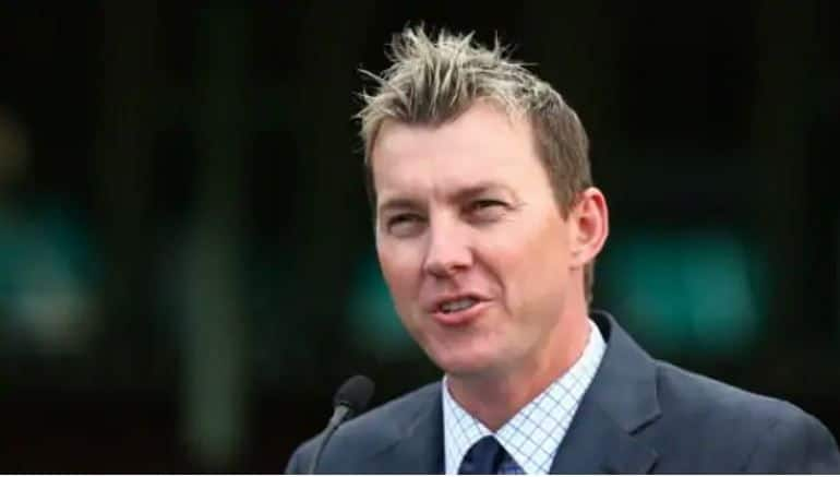 Brett Lee: Names and Numbers On Test Jerseys look ridiculous