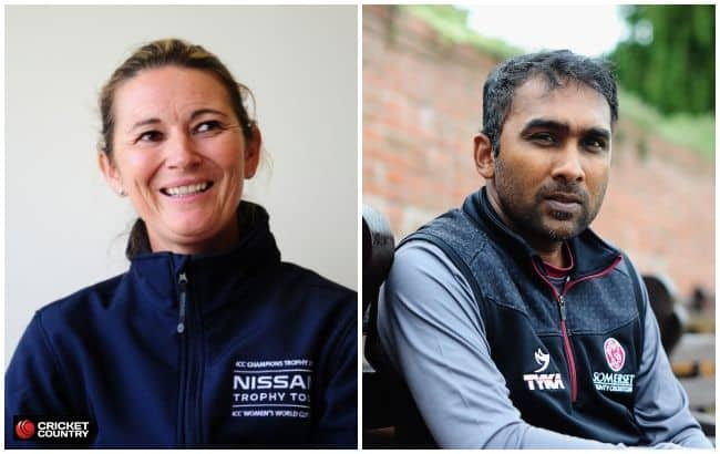 The Hundred: Mahela Jayawardene, Charlotte Edwards to coach Southampton-based franchise