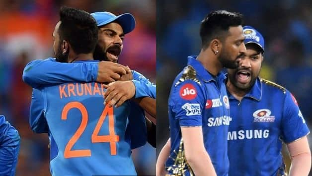 Not much difference between Kohli and Rohit's captaincy: Krunal