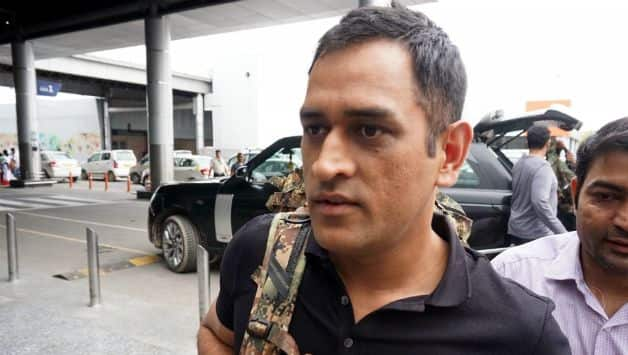 MS Dhoni can hoist the tricolor in Leh on Independence Day