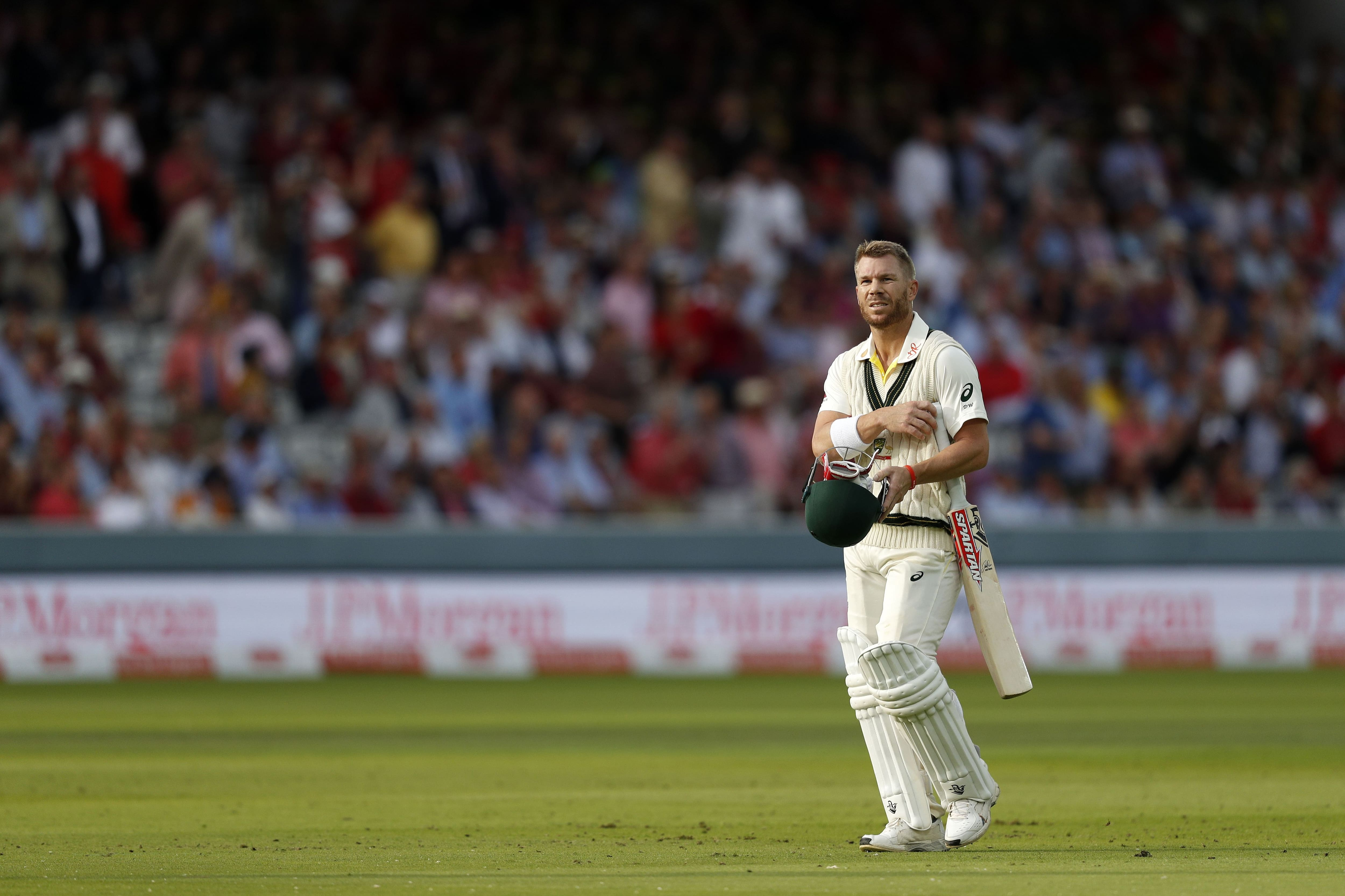 The Ashes 2019: Tim Paine backs David Warner to come good