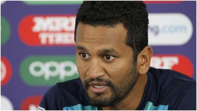 I am still learning with the captaincy; Says Dimuth Karunaratne