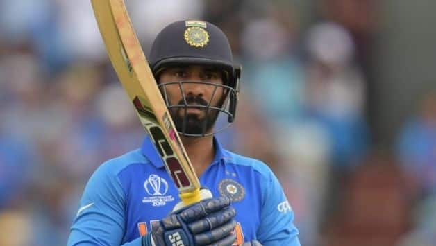Tamil Nadu name Dinesh Karthik captain for Vijay Hazare Trophy