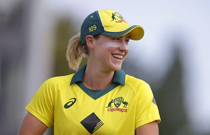 Women's Ashes: Ellyse Perry is the greatest female cricketer of all time – Charlotte Edwards