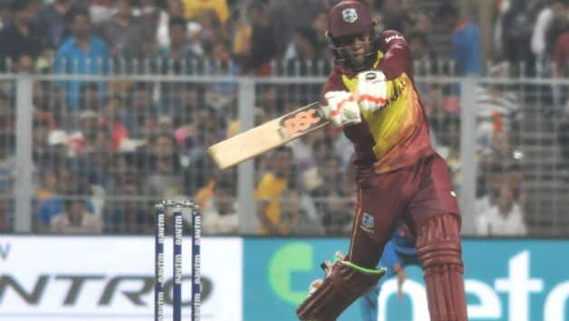 West Indies decide to play Fabian Ellen in place of Khary Pierre in 3rd T20 against India