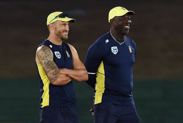 Ottis Gibson sacked: 'Gonna miss you coach – South Africa captain Faf du Plessis tweets his gratitude