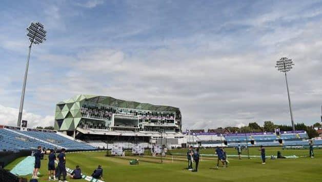 3rd Test: Rain delays toss at Headingley